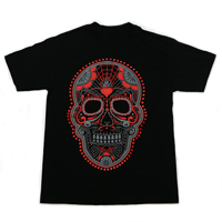 Sugar Skull by Explicit Ink and Firme.Co