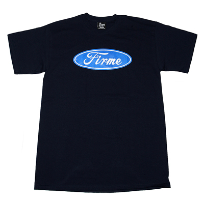 Firme Clothing | Retro Firme Style Navy