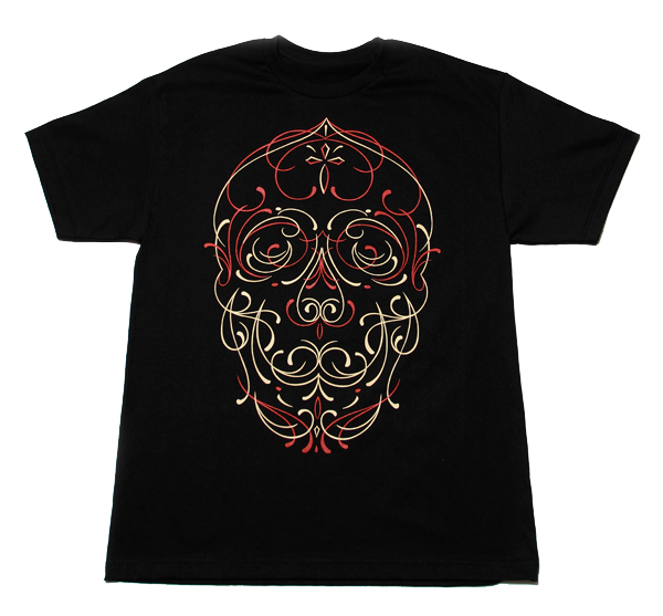 Firme Clothing | Calavera designed by Tony Uno