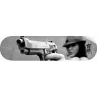 Gunplay Skateboard by OSOK